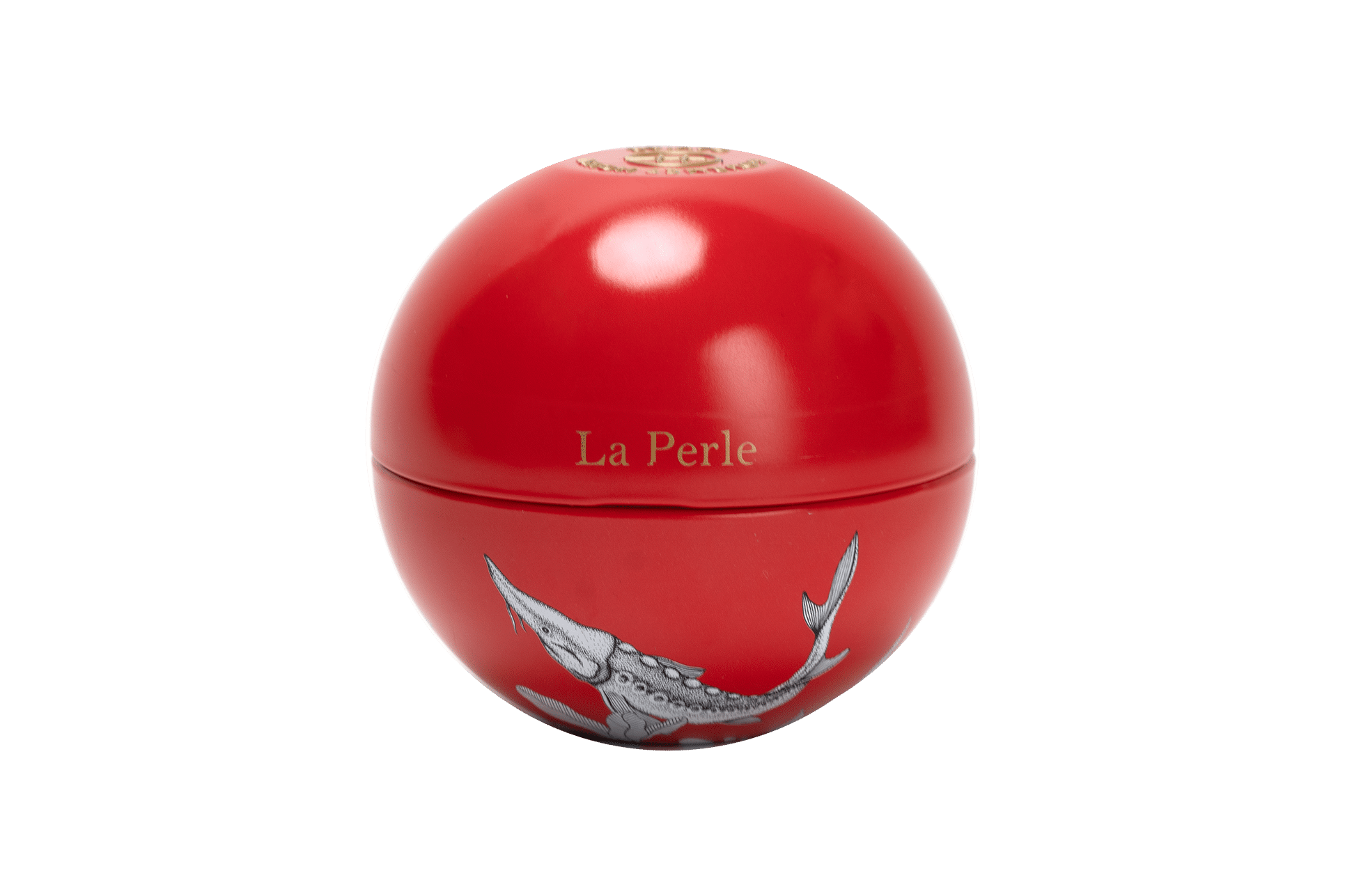 La Perle love red