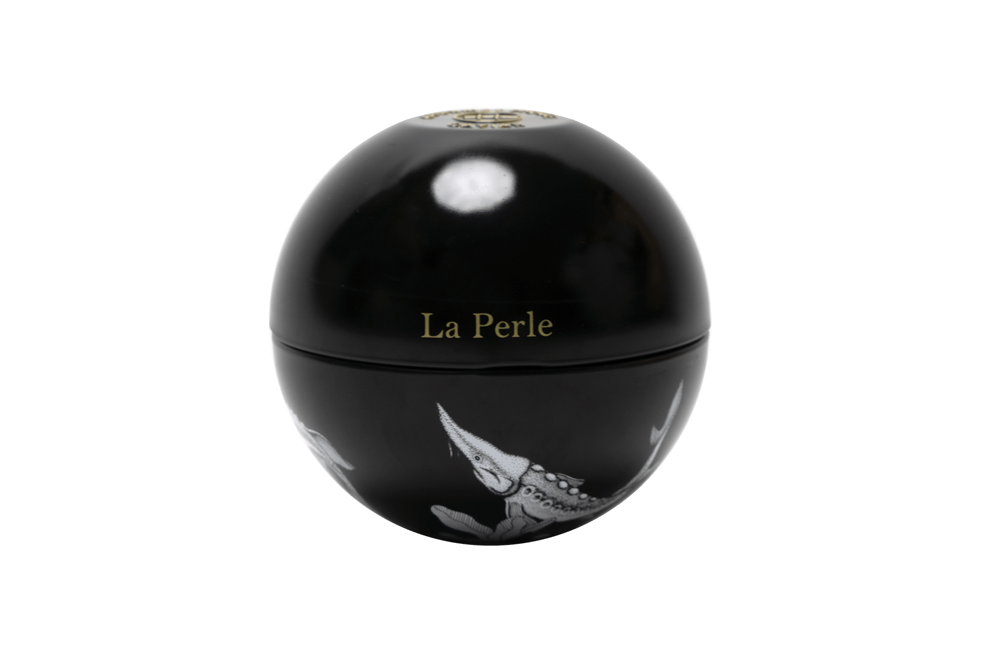La Perle Power Black