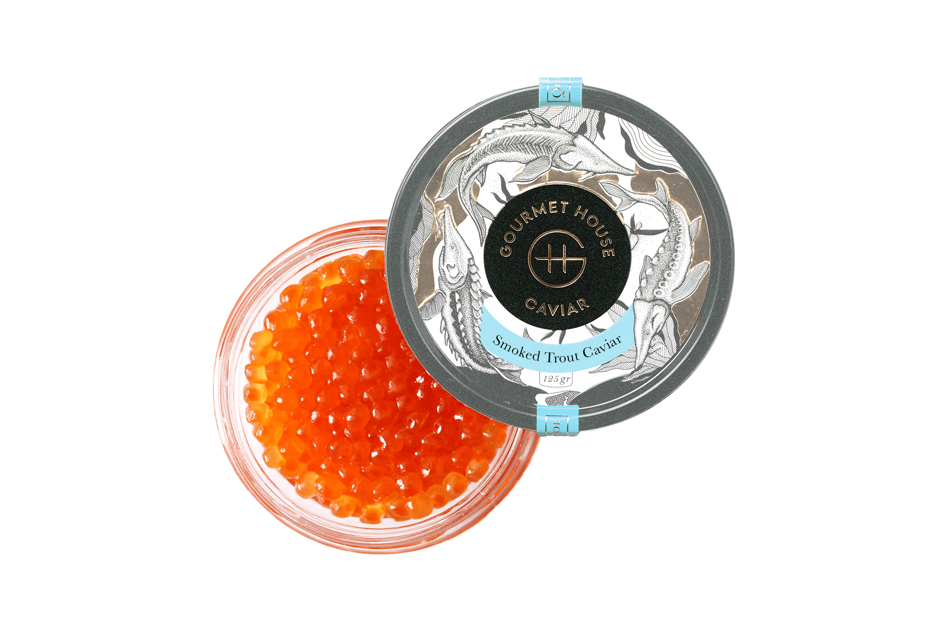 Smoked Trout Caviar